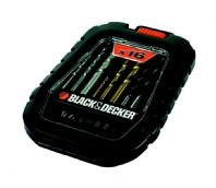 Black & Decker Mixed Accessory Set - 16 Piece